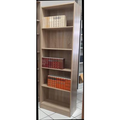 Bibliothèque MERRY chêne clair