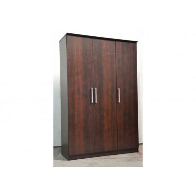 Armoire MISA 3 portes Wenge