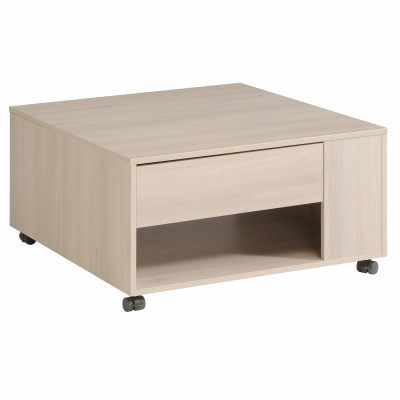 Table basse MISO acacia clair