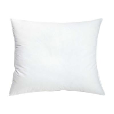 Taie oreiller 50x70 blanc 100% COTON 57 fils