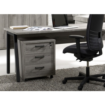 Bureau 150 PRONTO gris