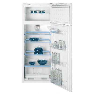 Réfrigérateur 2 portes INDESIT 226L blanc