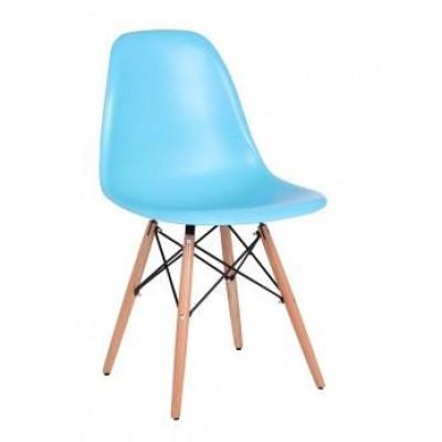 Chaise NORDICA bleu