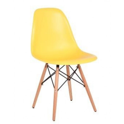 Chaise NORDICA jaune