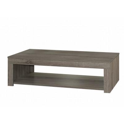 Table basse MOKA chêne grisé
