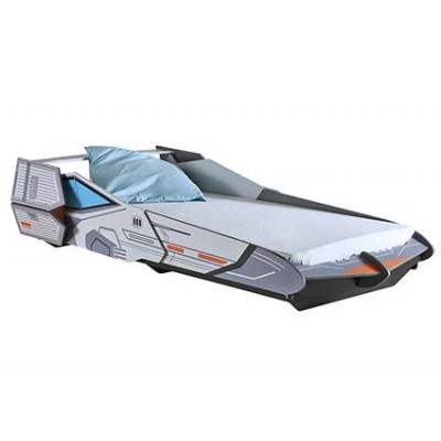 Lit vaisseau spatial STARSHIP 90X190/200