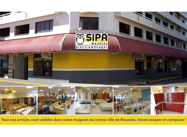 Magasin SIPA
